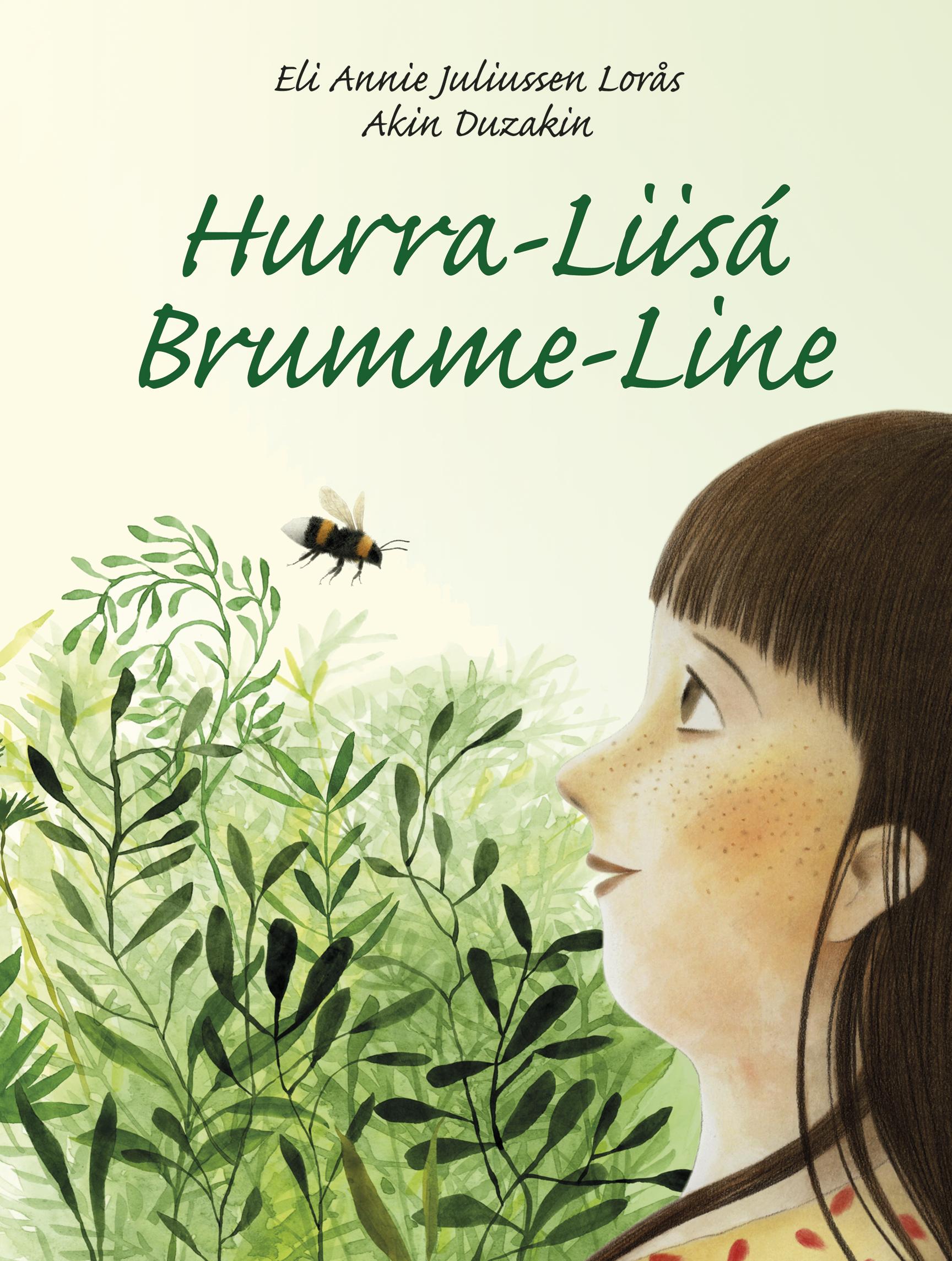 Hurrá-Liisá / Brumme-Line girjeolggoš: Govva: Iđut
