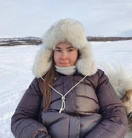 Maren Benedicte Nystad Storslett, 2.evttohas NSR Ávjovári válgabiire Sámediggeválggaide 2021.Preassagovva